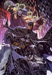 Detective Comics Vol 1 1027 Textless Jim Cheung Variant