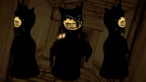 Ink Bendy Original Model Sheet