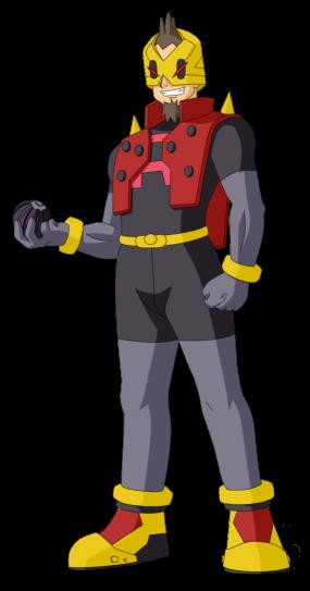 Iron-Masked Marauder