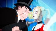 Penguin vs Harley