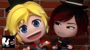 RWBY Chibi Season 2, Episode 3 - Magic Show Rooster Teeth