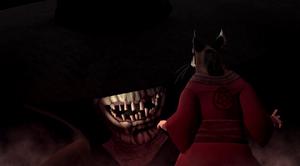 Rat King meets Splinter inside the mind