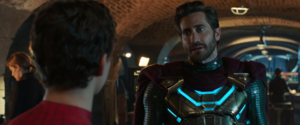 Spider-Man Far From Home Mysterio 1