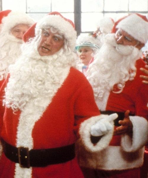 Crooked Santas