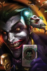 The Joker 80th Anniversary 100-Page Super Spectacular Vol 1 1 1960s Variant Textless