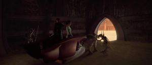 Anakin Skywalker carriage