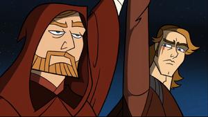 Anakin Skywalker volunteer