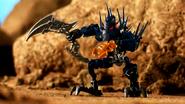 Battle Video Nektann holding armor
