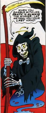 Death (Ghostbusters)
