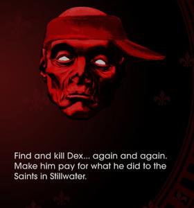Dex revenge objective