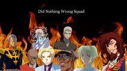 Gundam DNW squad