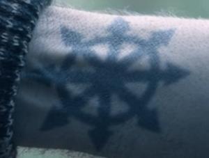 Hessian tattoo
