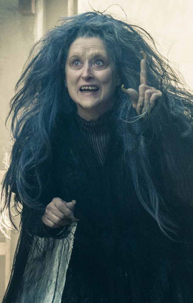 The Witch Into The Woods Villains Wiki Fandom