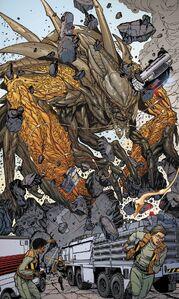 MUTO Prime - Godzilla - Aftershock
