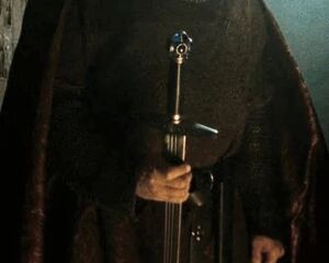 Maxim Horvath's Sword