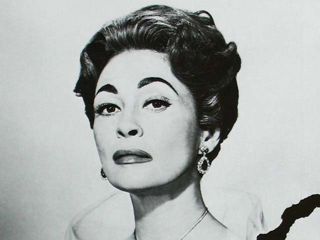 Joan Crawford (Mommie Dearest)