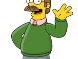 Ned Flanders (Treehouse of Horror)