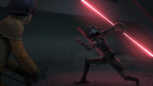Rebels Season Two - Mid-Season 62