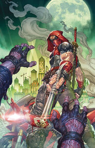 Red Hood and the Outlaws Vol 2 44 Textless