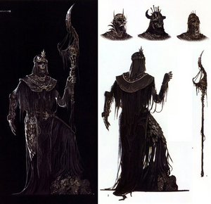 Skeleton Lords Concept