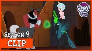 The Villains Try to Figure out How to Activate The Bell (The Summer Sun Setback) MLP FiM HD