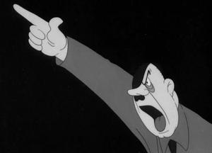 Adolf Hitler Looney Tunes