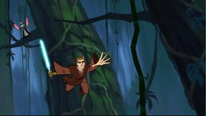 Anakin Skywalker vine-reach