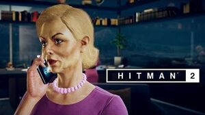 HITMAN 2 - Elusive Target 4 Full Mission Briefing