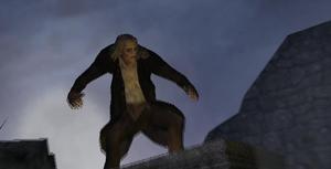 Igor cliff video game