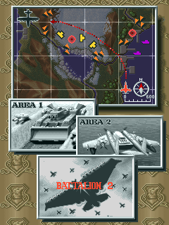 Dictator's Military (Raiden Fighters)