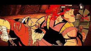 Shank Slices Inferno