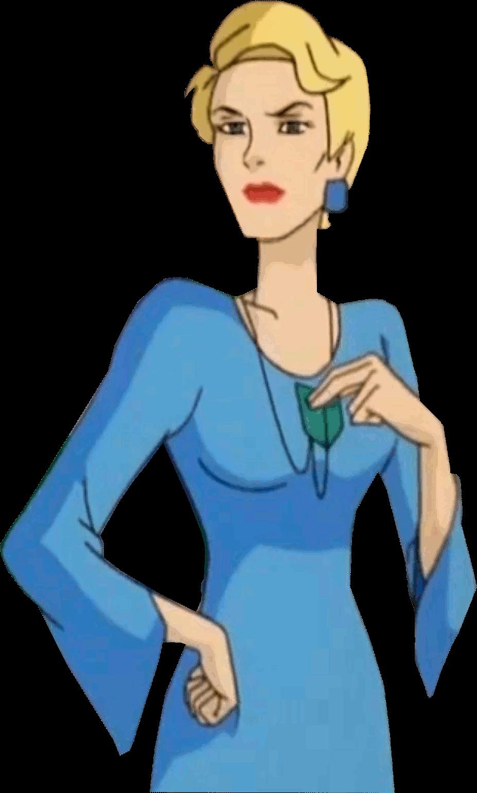 Simone Lenoir Villains Wiki Fandom