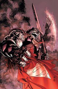 Superman Vol 5 4 Textless
