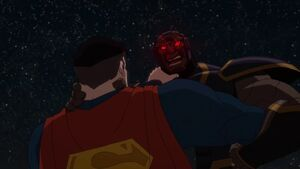 You have spirit kryptonian
