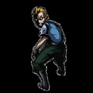 Zombie Edward Dewey (Clan Master)