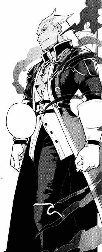 Ansem, Seeker of Darkness (Kingdom Hearts Manga)