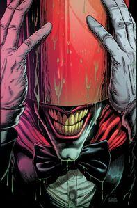 Batman Three Jokers Vol 1 1 Textless Red Hood Variant