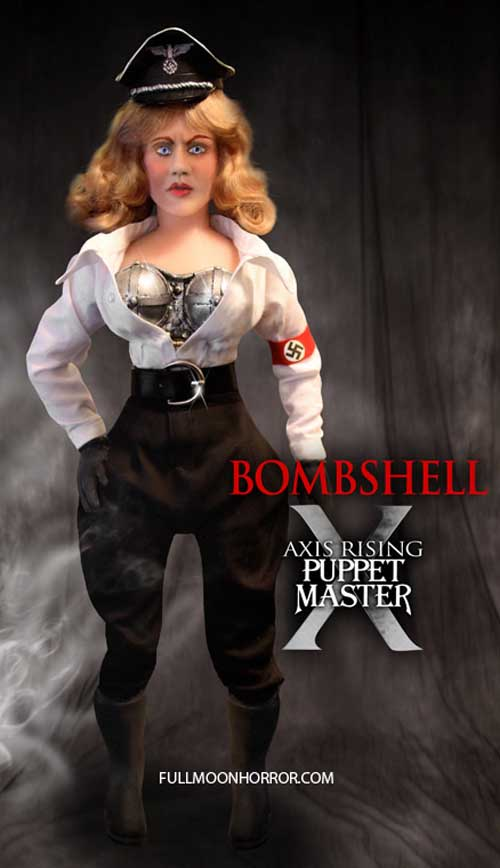 Bombshell (Puppet Master)