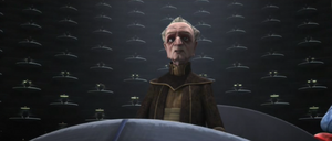 Chancellor Palpatine victory