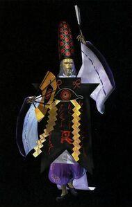 Elder Hiruko Ubusuna