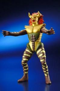 King Jackal figurine