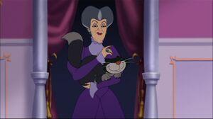 Lady Tremaine Lucifer