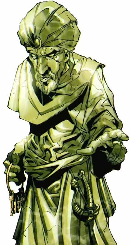 Ozymandias (Marvel)