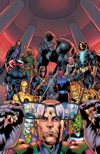 Superman Villains Vol 1 1 Textless