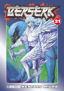Berserk v21 Cover
