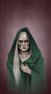 Catelyn Tully by denkata5698