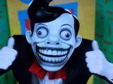 Mister Chuckle Teeth