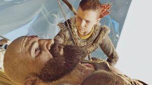 God Of War 4 - Atreus Gets Angry At Kratos