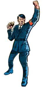 Hitler-marvel