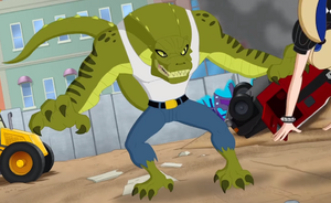Killer Croc DC Superhero Girls